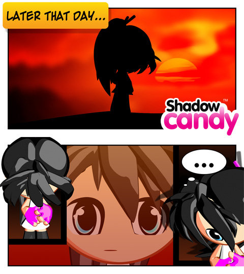 Sayaka of Shadow Candy