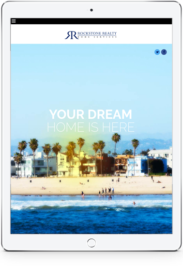 Agimat - Web Design & Development iPad screenshot