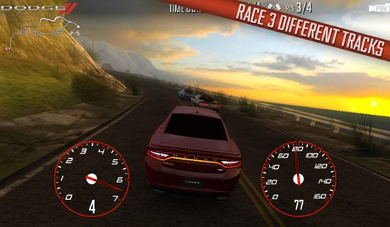 Dodge Revolution - Game App