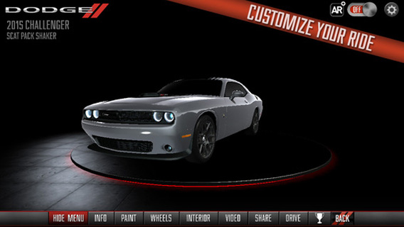 Dodge Revolution - Game App