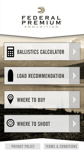 Federal Ballistics - Federal Premium (Utility)