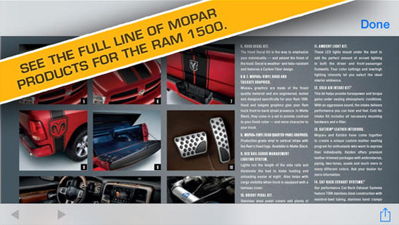 RAM by Mopar - Augmented Reality