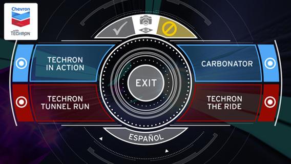 Techron - Chevron