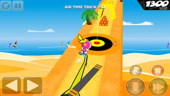 Flip Riders - Game