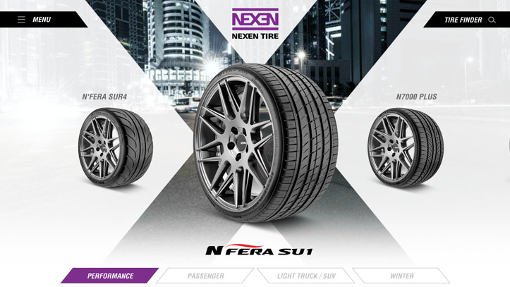 Agimat - Nexen Tire