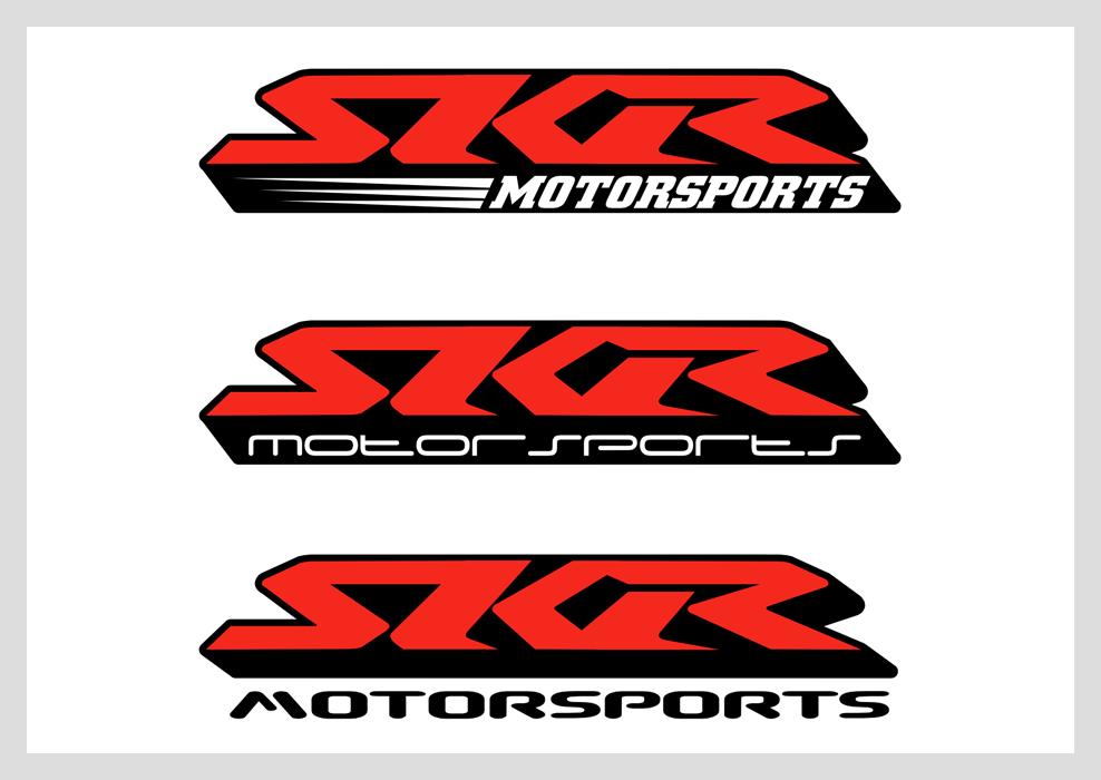 Agimat logo design - SKR Motorsports