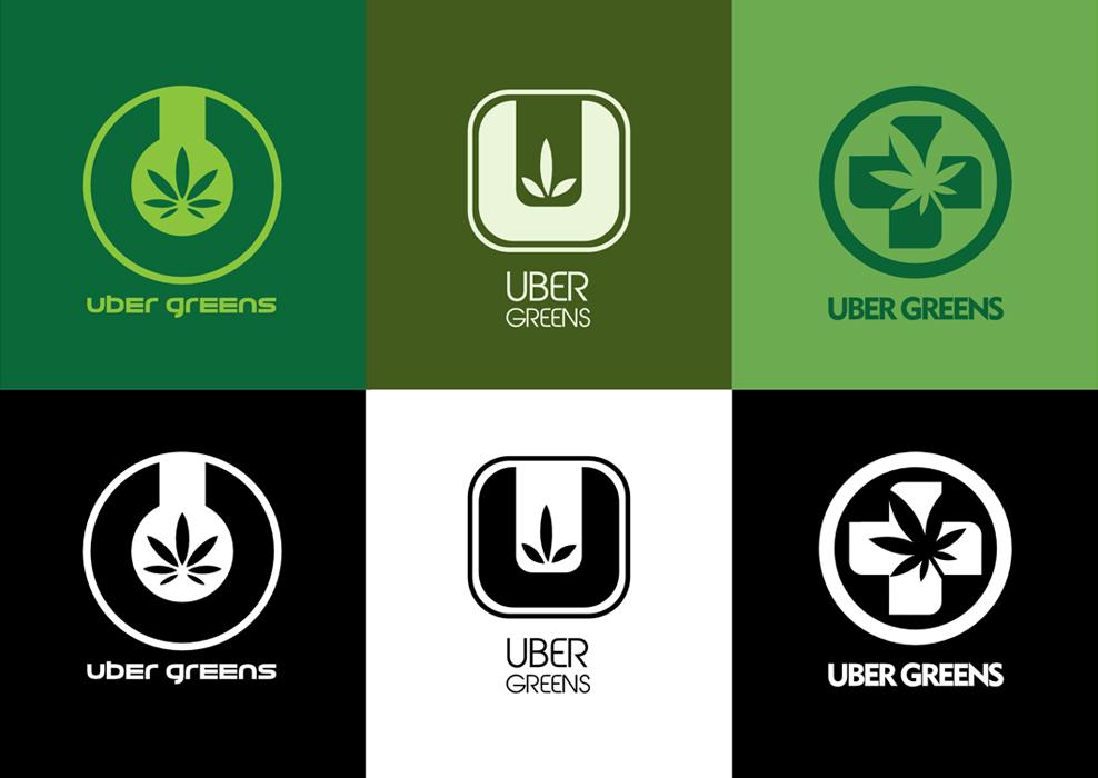 Agimat logo design - Uber Greens